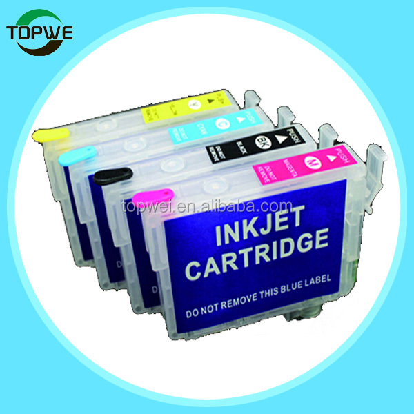 Factory supply low price and excellent Quality ink cartridge for Epson IC76 used PX-M5040F/ PX-S5040/PX-M5041F printer