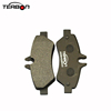 Auto Spare Parts Brake Pad Type for VOLKSWAGEN