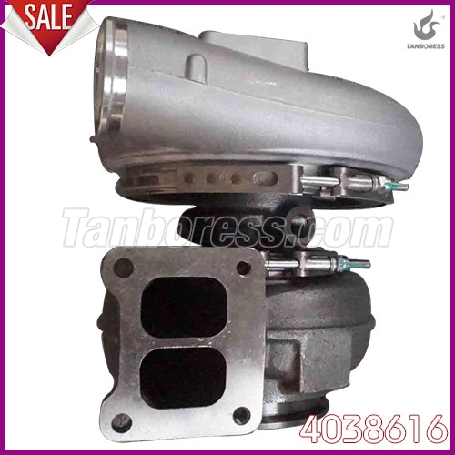 Turbocharger HX55 Turbo Charger Parts H2D for Scania 124