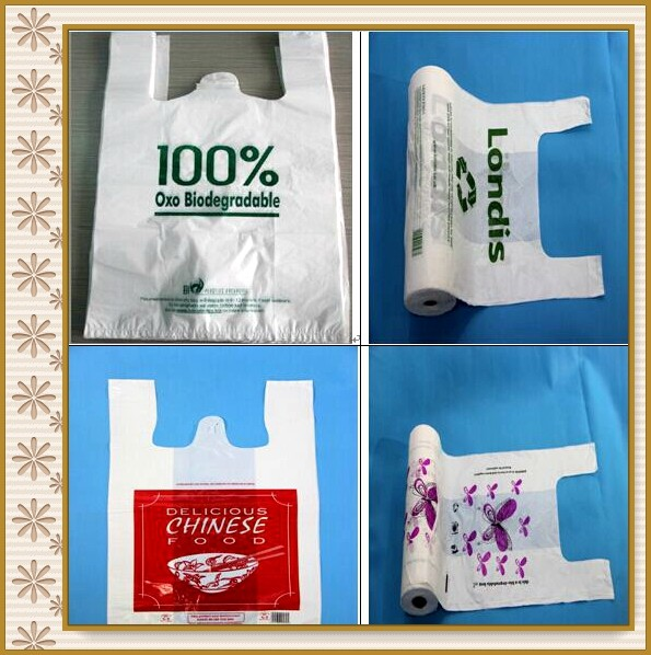 Biodegradeble Plastic Bag