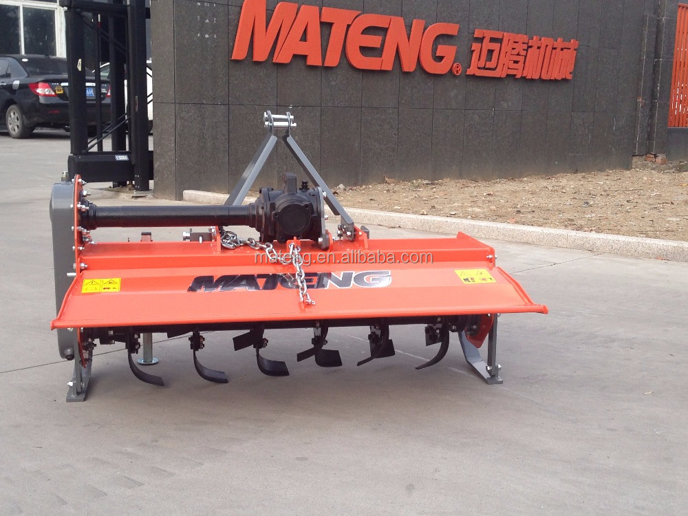 Tractor rotary cultivator F.T/M Model with low price from China Mateng