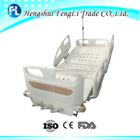 Export Quality Manual Hospital Bed For
