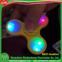 LED Hand Spinner Toys Stress Relief