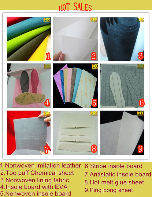 strobel shoe insole materials for sports shoes