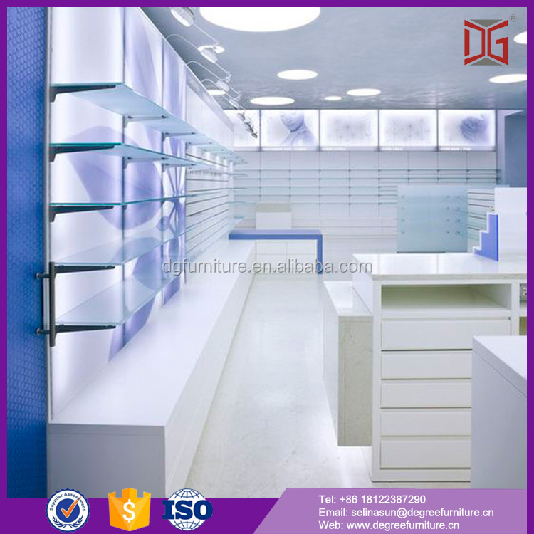 Modern Design Mobile Phone Shop Interior Decoration