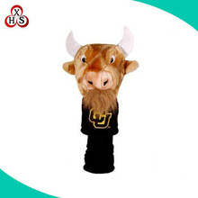 Animal Golf Club Head Cover For Promotional Gift