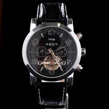 MCE Branded titan steel automatic watch,mechanical watches men