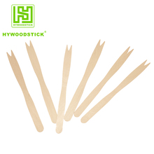 Hywoodstick Wooden French Fry Forks