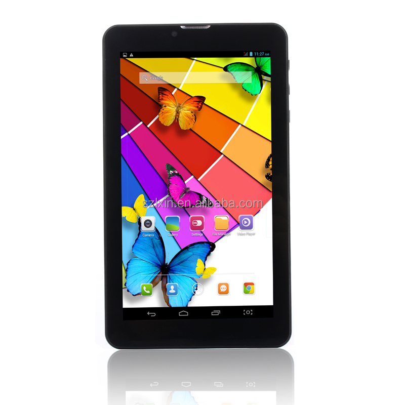 2015 Hot New High quality 7 inch android tablet pc 3g sim card slot