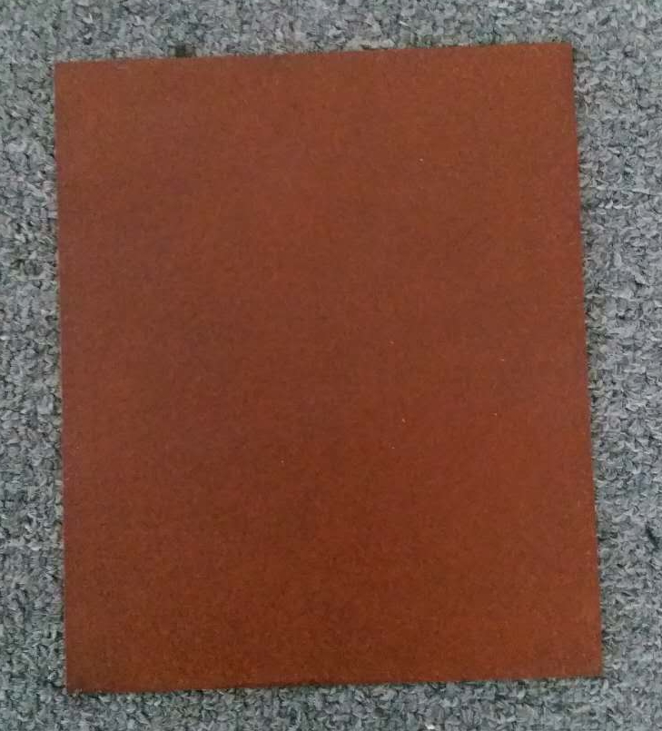 Produce red rusty finish corten <strong>steel</strong> for curtain wall construction