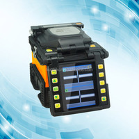 Made in China! TechWin TCW-605 Optical Fiber Fusion Splicer!