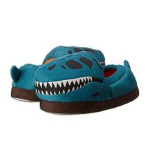 Glow In The Dark T-Rex Skull Dinosaur Arlo Kids Aline Slippers