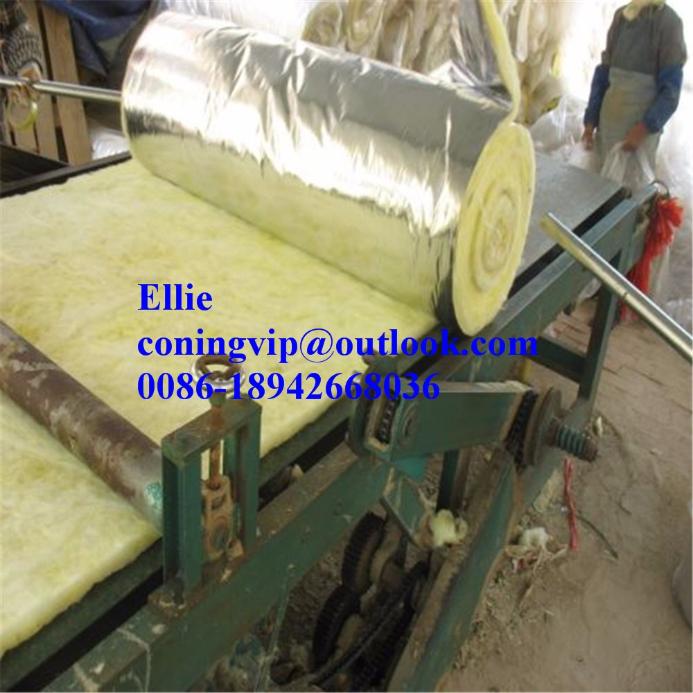 Glass wool with all overed for arc air stadium for Steel wool insulation