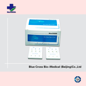 Rapid Diagnostic Detection Vibrio Cholerae Test Kits Vibrio Cholera Rapid Test
