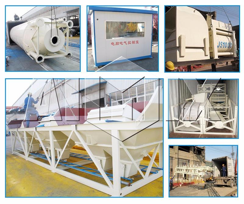 35m3 mobile beton mixing equipment rmc concrete batching plant japan
