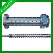 Rubber and Silicon Screw Barrel / single extruder screw barrel