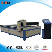 cnc plasma cutting machine for ms plate cutting 5 mm to 30 mm