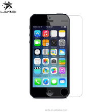 Factory price glass screen protector mobile phone for iphone 4 5 6 0.3mm Tempered Glass Screen protector