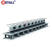 Detall Esd Electronic Laptop Assembly Line Workstation