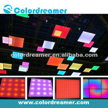 Colordreamer DMX Led Panel 10W Grille Lamp Led 3D Wall Panels