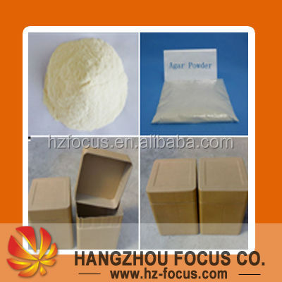 1300 gel High Quality Agar Agar from gracilaria material
