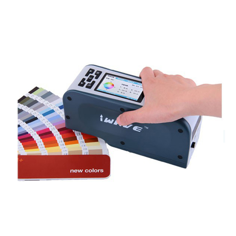 Color Difference Meter Precise Portable Colorimeter