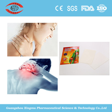 10*14cm Muscle pain relief Cold /Hot patch with modern design