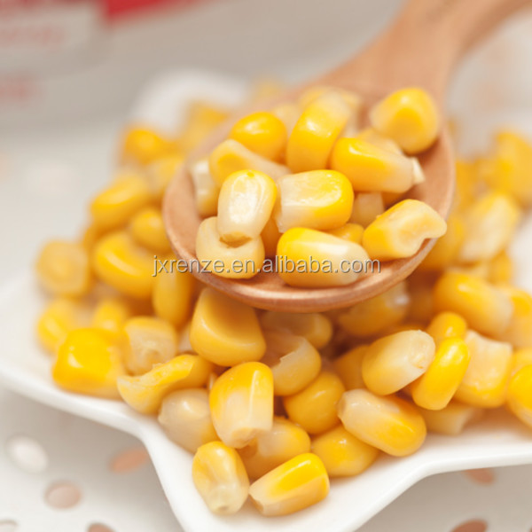 dehydrated organic sweet corn bulk dried corn