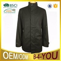 Man waterproof breathable fabric Windproof Jacket navy Jacket big size jacket