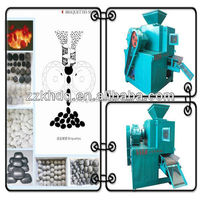 Charcoal Powder/Graphite Briquette Machine With ISO, CE Authentication