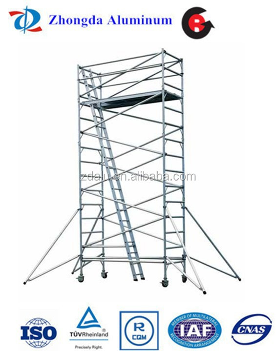 Three Types Of Scaffolding : Types of scaffolding made by aluminium buy