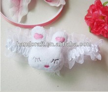 Hot Lovely Rabbit Baby Hair Band, Cute Pink Rabbit Hair Band for Children