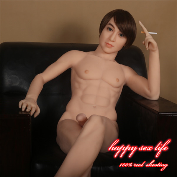 160cm newest handsome boy big penis male sex dolls for women, males sex doll for gay real sex doll price