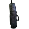 Golf travel bag with hard top