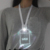 Promotional New Product LED ID Card Badge Holder With Lanyard