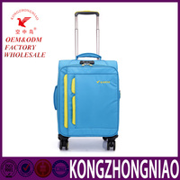 luxury design unisex suitcase and international travel luggage