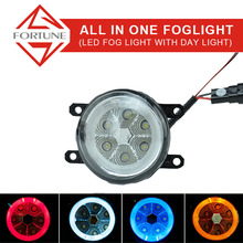 Led fog light for renault megane 2 sandero auto parts