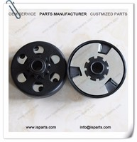 Chinese racing go kart parts 10 tooth 3/4'' bore #41 clutch