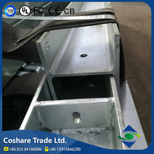 Coshare First Class Service Convenient Construction perforated h beams
