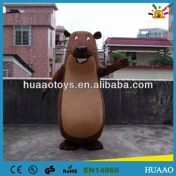 promotation price seal mascot costumes animal mascot costume for sale