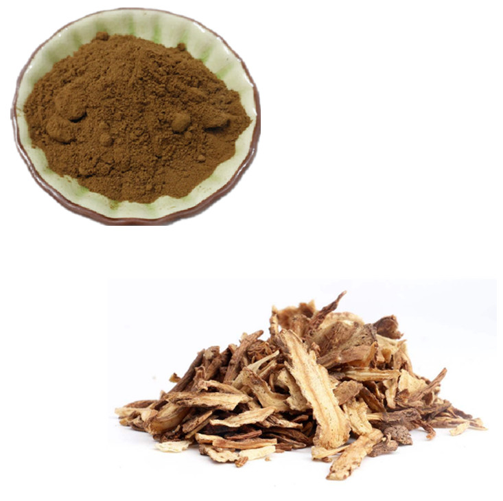 Hot Sales Free Sample Acne Therapy and Skin Whitening Chinese Natural Colour Plant Angelicae Root Dong Quai Extract