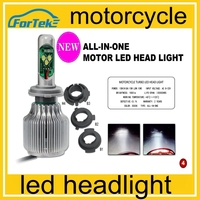 factory direct sale motorcycle bullet led headlight new style