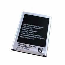 Original quality battery EB-L1G6LLU for Samsung Galaxy S3 GT-I9300 2100mAh with real NFC