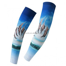 China wholesales customized running football arm sleeves