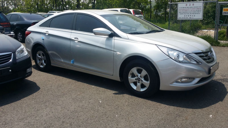 USED CAR HYUNDAI SONATA Y20