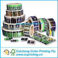 self adhesive sticker papers