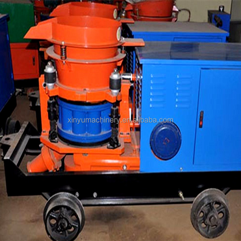 Best selling concrete machine PZS-1 spray plaster machine for building project