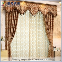 2016 New design London New York fashion printed classic curtains