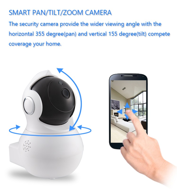 New Arrival Echo Mini Home Smart IP Wireless Camera