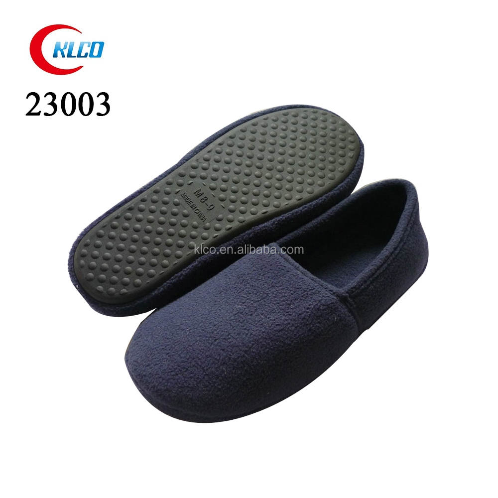 winter Indoor Scuff Fleeces Flat Slippers for guest